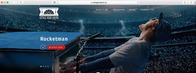 Leeds Cinema New Website